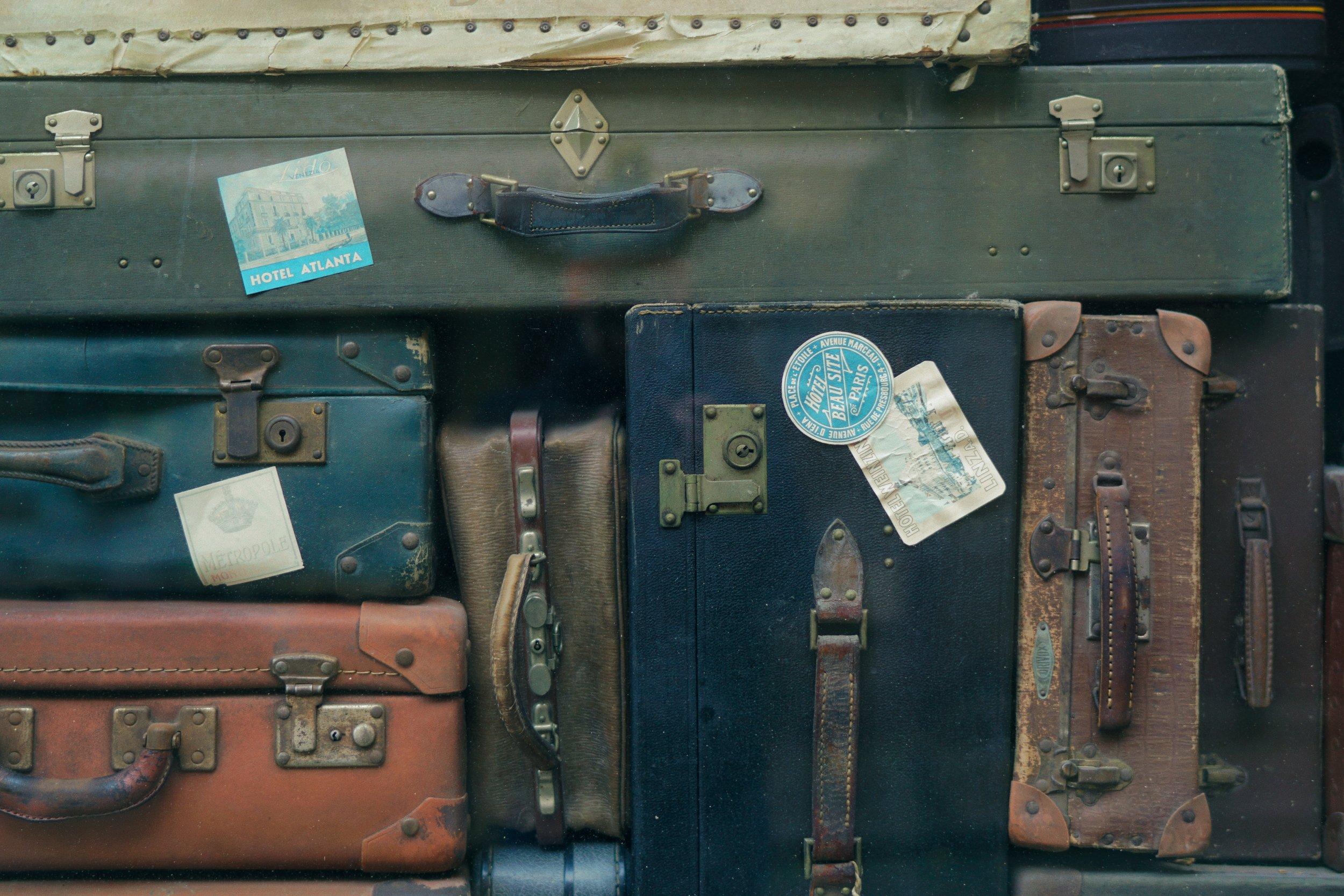 lodging & travel -