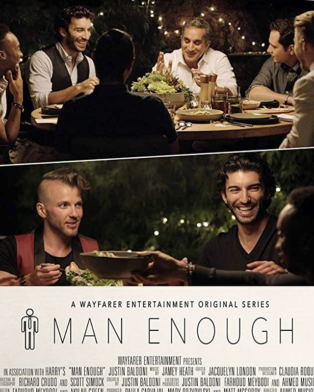 The Man Enough series has been a important inspiration for the Unmasking Masculinity project. Justin Baldoni's roundtable discussions were screened first semester, did you attend? If not it's never too late to check the series out or to stop by our upcoming events.