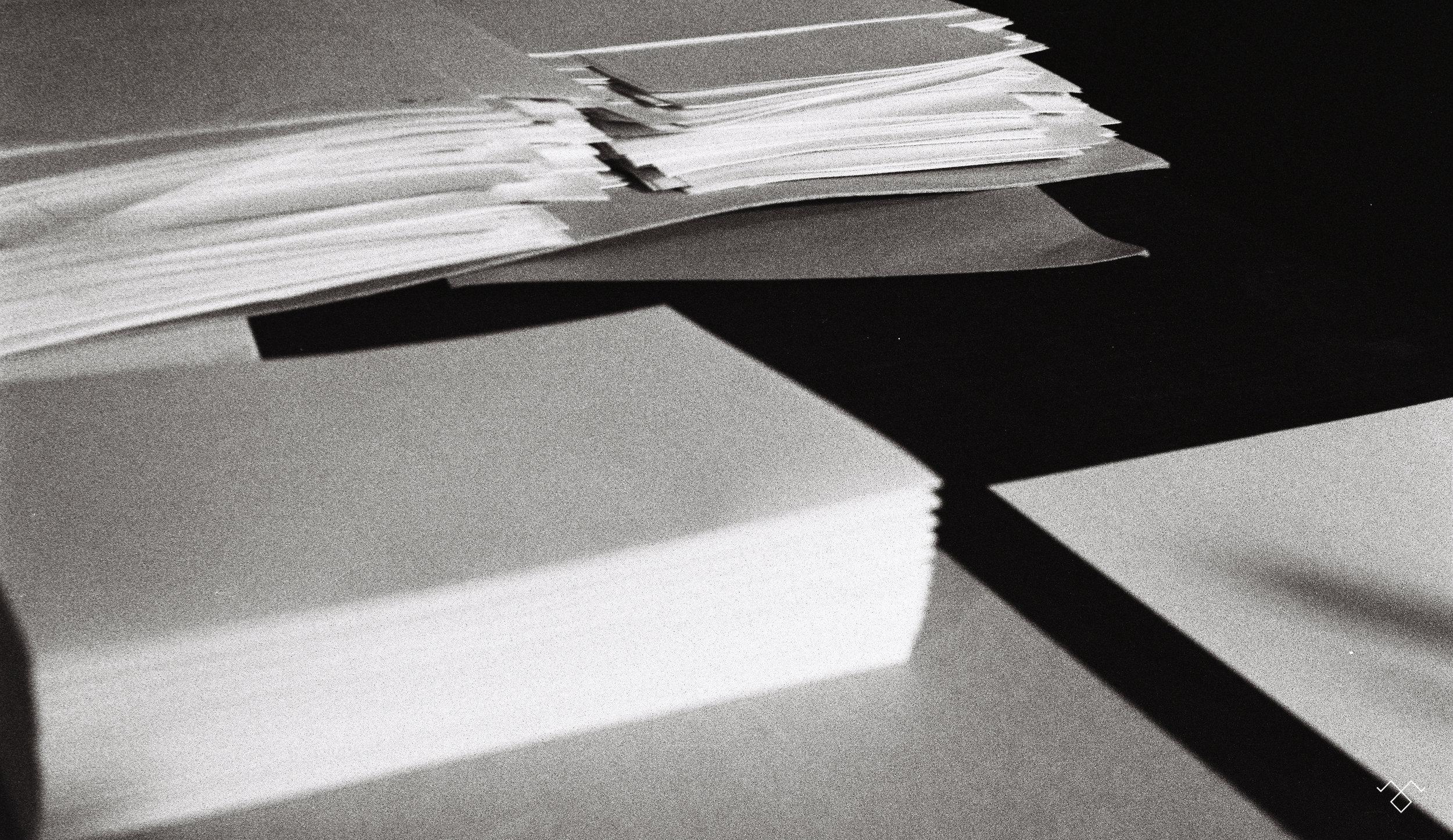 Préparation des cahiers