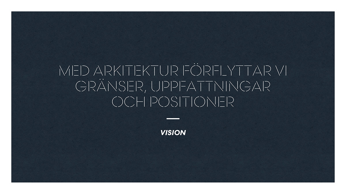 005 — Vision