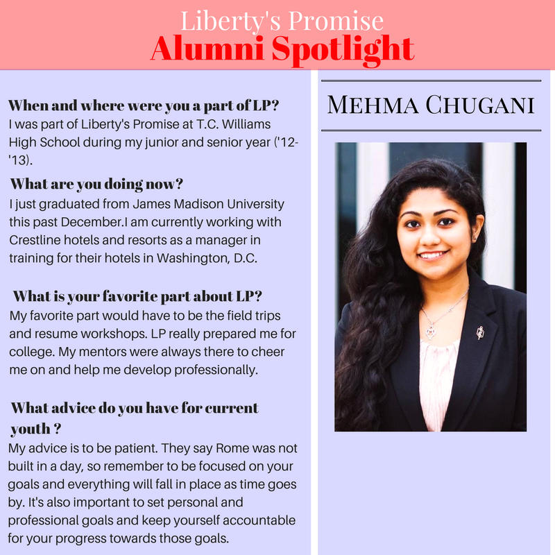 Alumni Spotlight - Mehma Chugani.png
