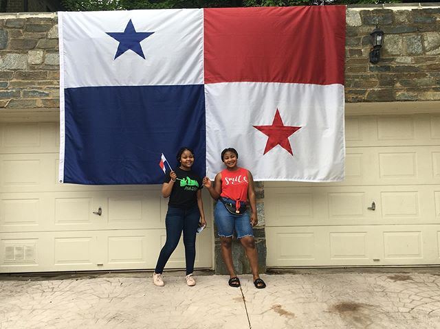 Our Roosevelt youth had a great time this weekend exploring the embassies at  @culturaltourismdc Embassy Day!