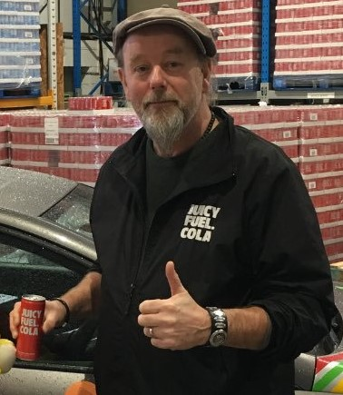 Andrew Webb - Owner and Founder   Andrew started the business back in 1980 on a bet that he couldn't start a milk round. £10 was a lot then and the money was used wisely.