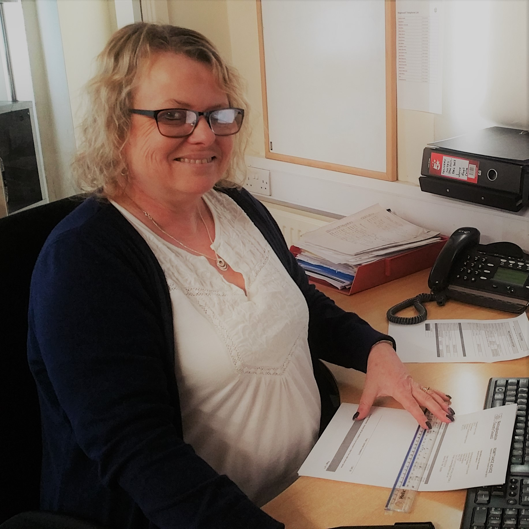 Allison Booth - Accounts Administrator   Allison has worked in the accounts and finance, logistics, food distribution and juvenile care sectors.