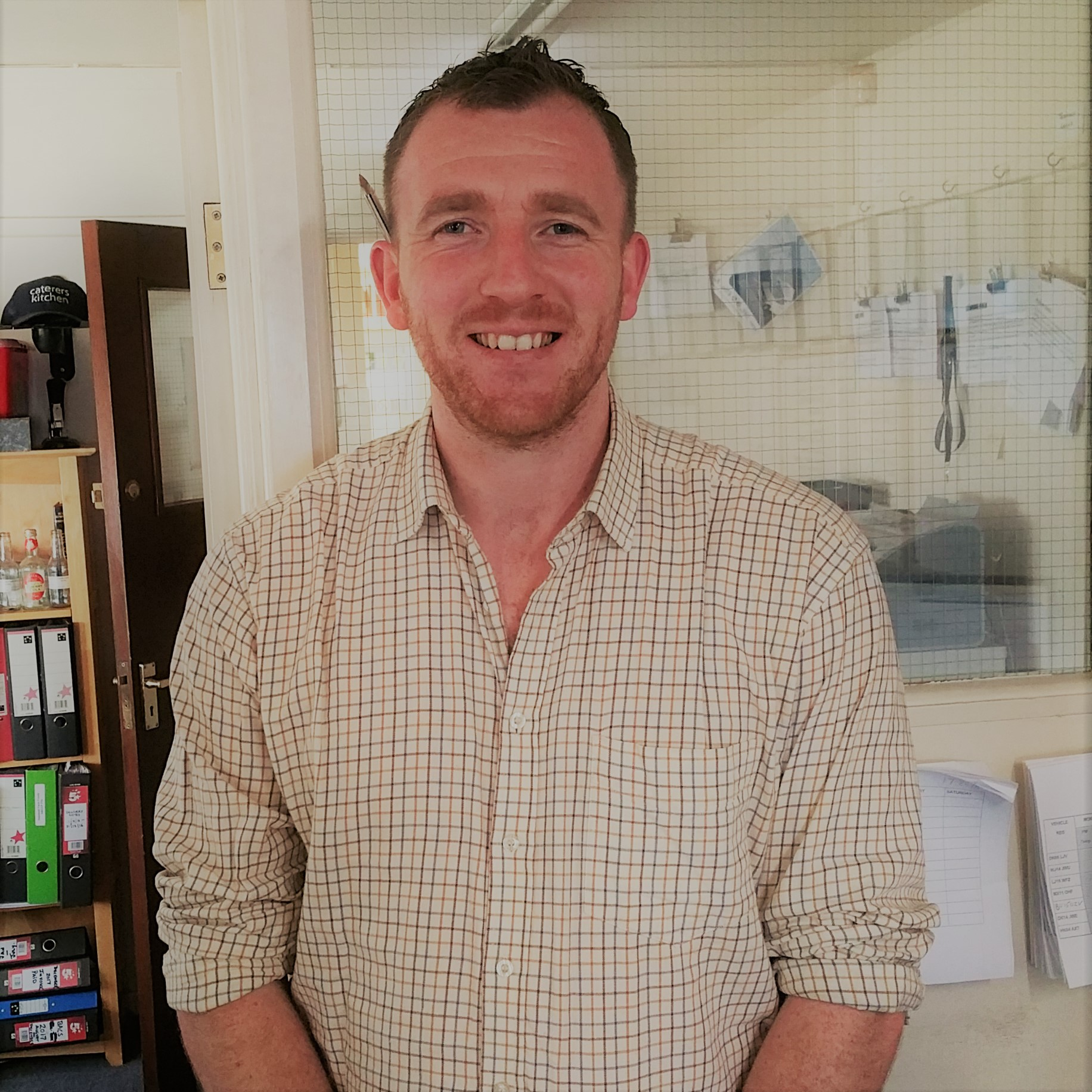 Jon Cairns - Local Dairy Sales   Having worked locally in dairy farming, Jon has built up a wealth of knowledge of the dairy industry and forged many local contacts. Jon covers the North West.