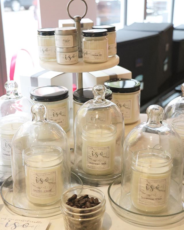 We're getting ready for the holidays- do you have any favorite scents you're looking forward to or anything new you'd like to see?