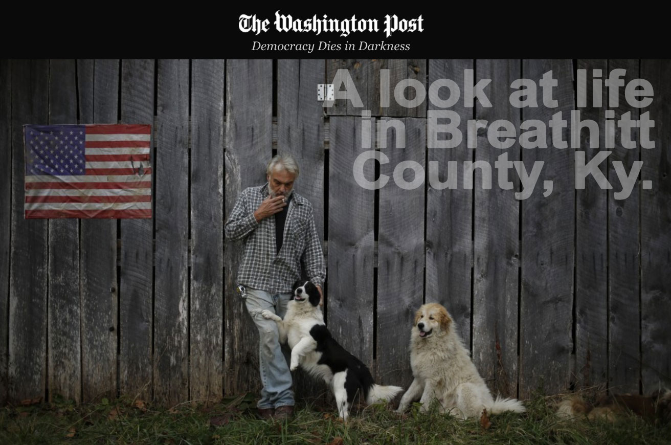 Hit hard by the loss of coal mining jobs, residents of this mostly rural Kentucky county sign up for health-care insurance at state exchanges under the Affordable Care Act.