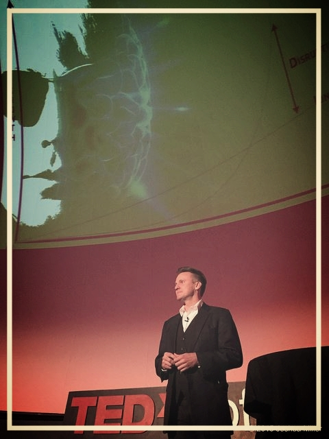TED xUofL. 2015 Photo: Joshua Miller