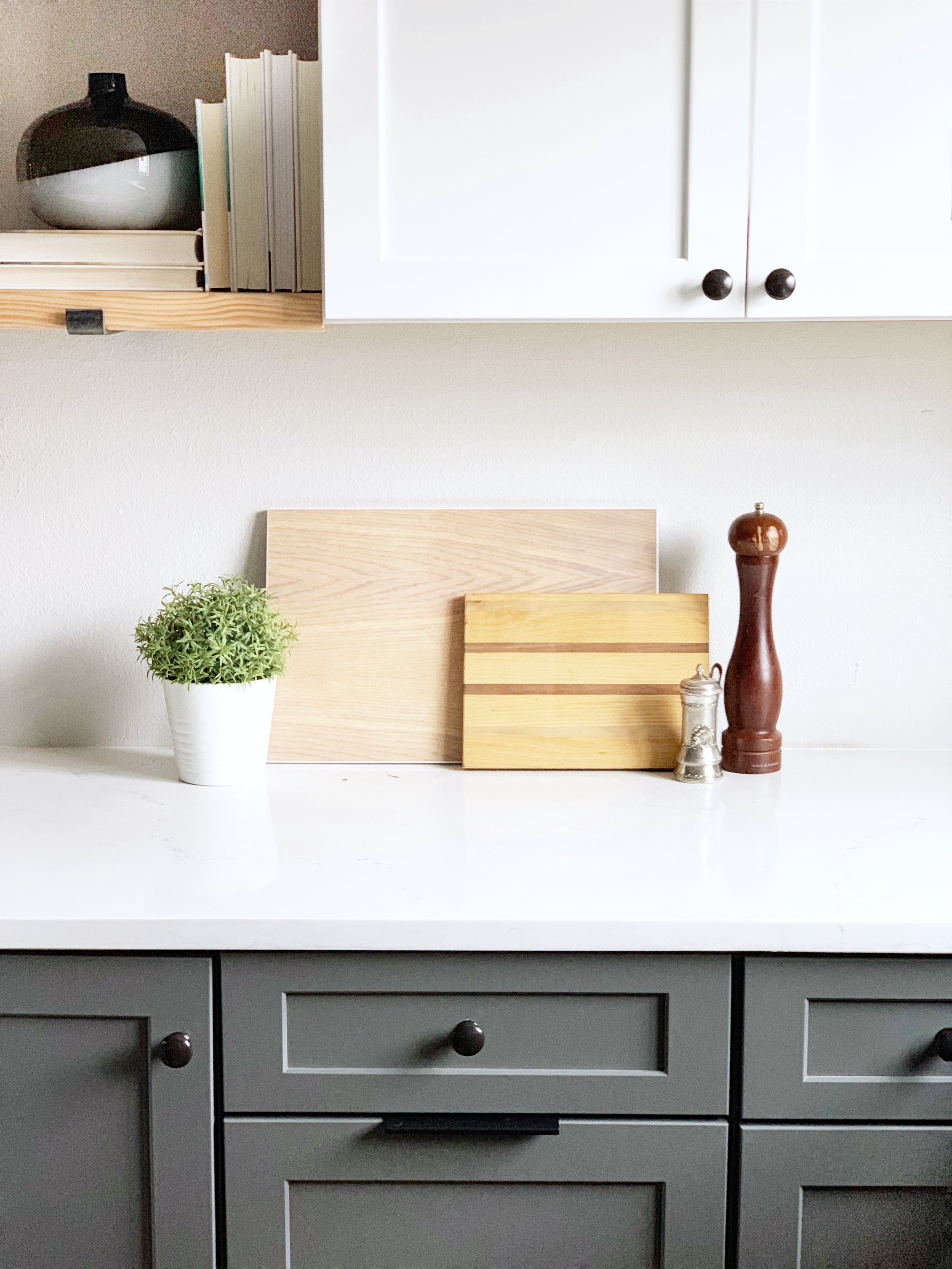 Affordable Kitchen Remodel — Brianna Deegan Designs