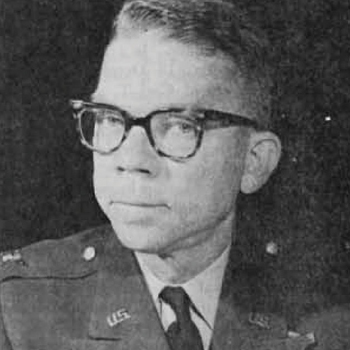 USMA 1936 Clifford Frederick Cordes Jr.
