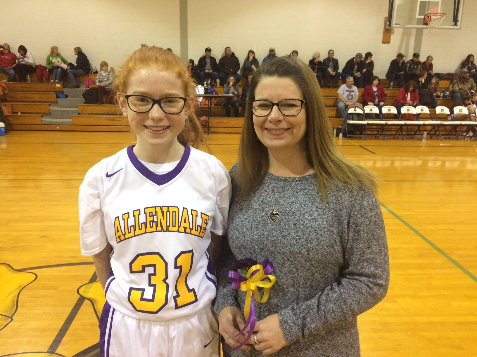 Joleigh Keeling and Teresa Medler