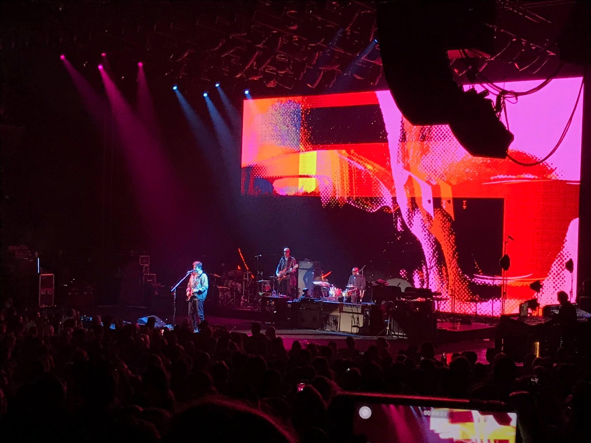 John Mayer - DTE Energy Music Theater - Clarkston, MI 2017