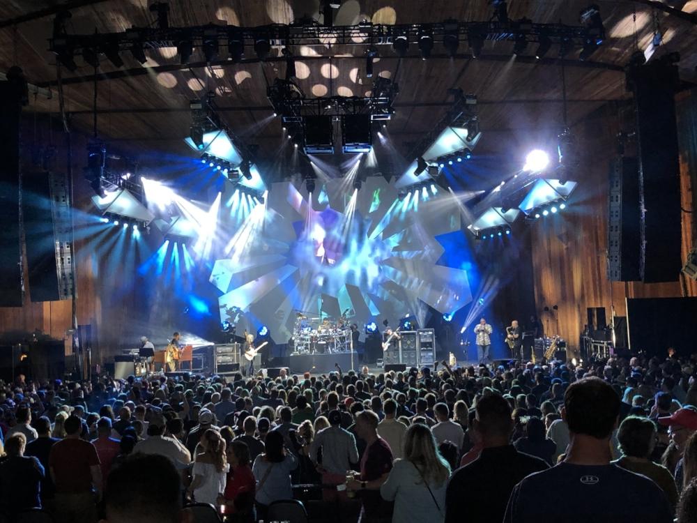 Dave Matthews Band - Come Tomorrow Tour - Blossom Music Center - 2018
