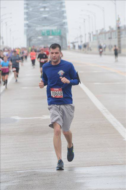 I have a huge passion for running and have completed 6 Half Marathons and 8 10k's. My next race will be a full marathon which I hope to run with my mom.