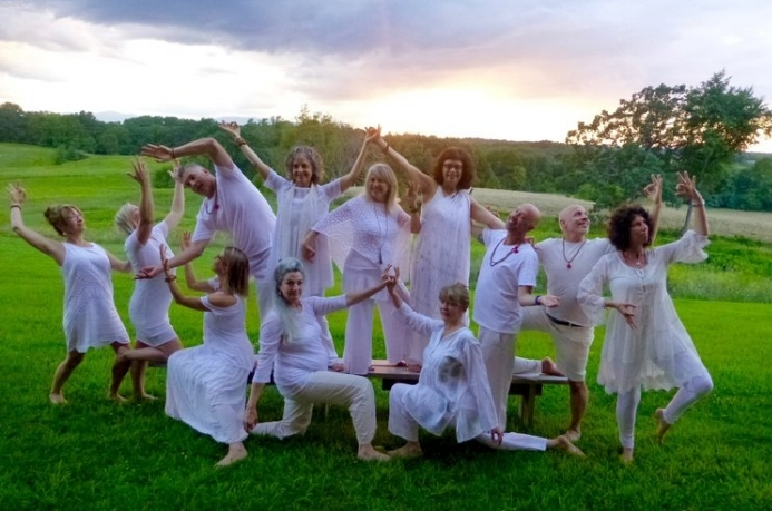 Kamesh Peter Iocovello Yoga Acharya