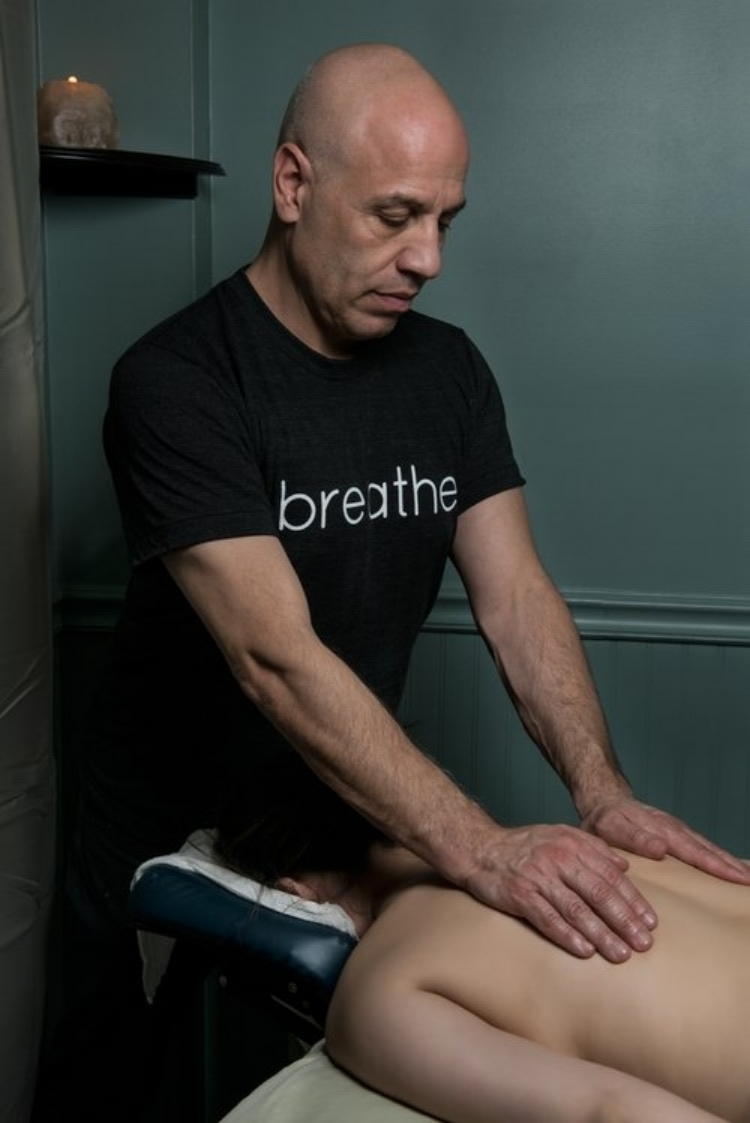 Kamesh Peter Iocovello Massage