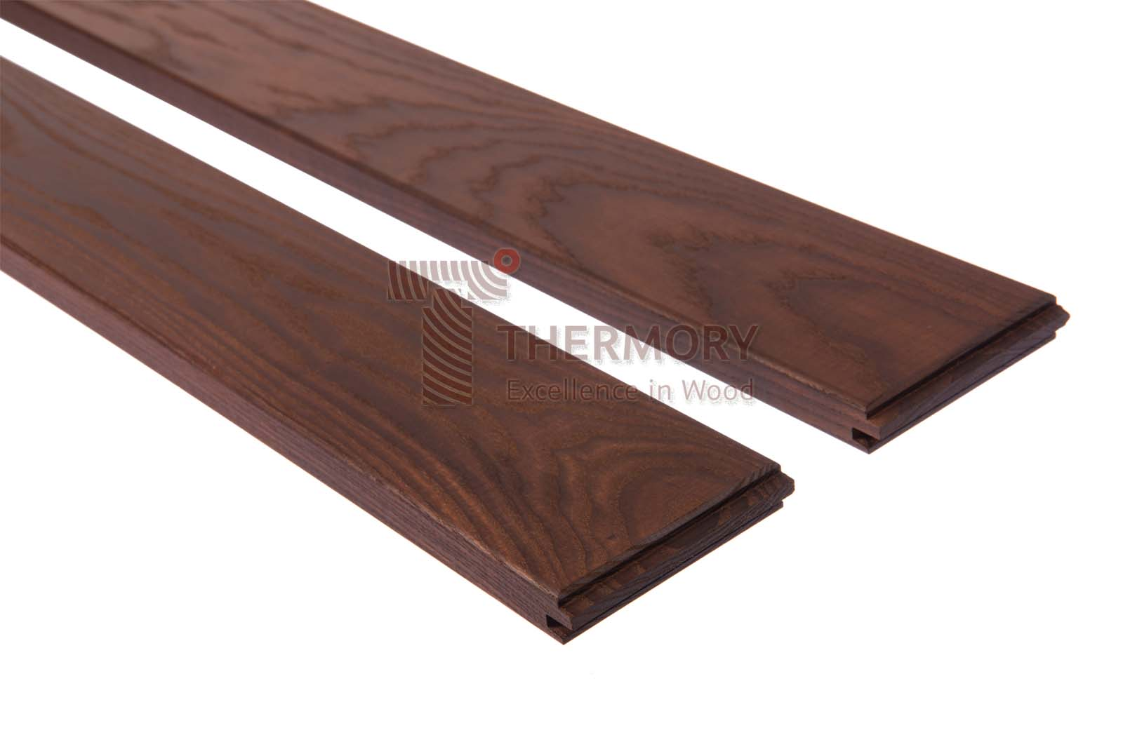 D4 20x95mm - The D4 profile is a s classic decking board which does not require any additional fitting systems.