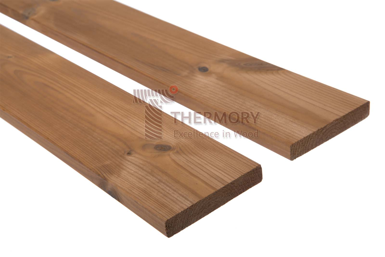 D4 20x115mm - The D4 profile is a s classic decking board which does not require any additional fitting systems.