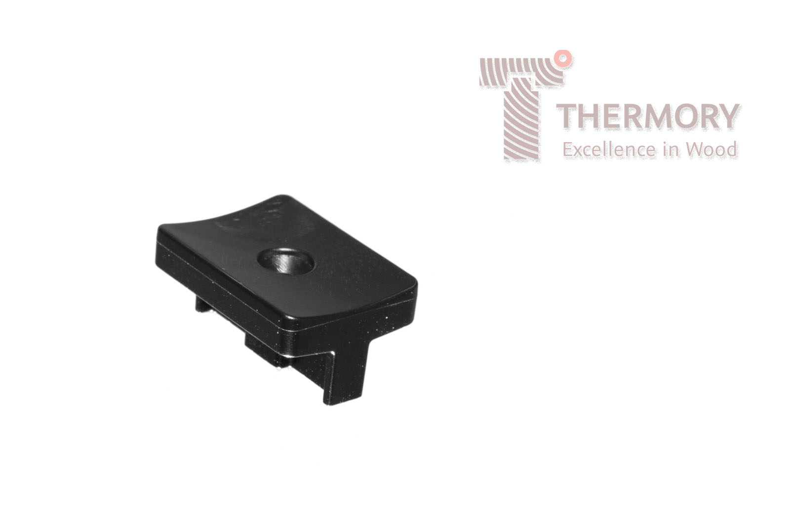 Thermory®Plastic Clip - The plastic clips works in the same way as the steel clip, they are screwed into the joists and the decking boards simply slot into the profile. Product InformationSimple Thermory® Hidden Fixing SystemDesigned for use with D4 sg, D30 profile decking boardsEasy installationNo visible screwsQuick installation without specialized toolsLeaves a 6mm gap between boards
