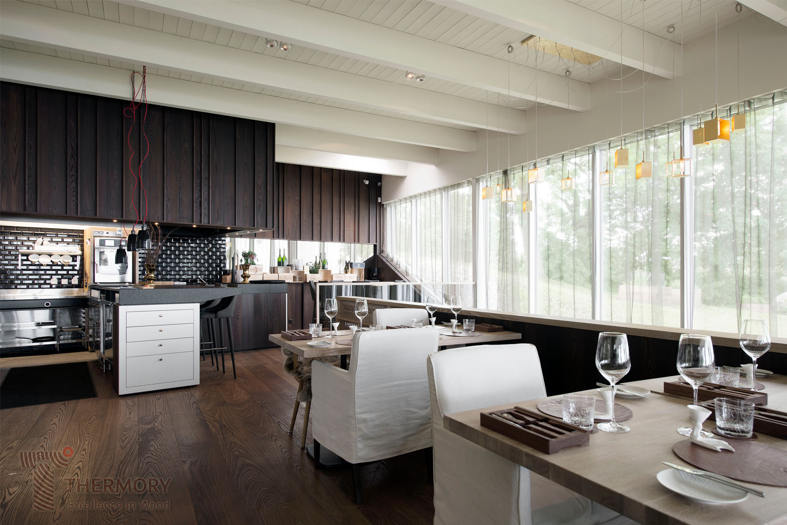 Thermory Ash Flooring, Paneling_Restaurant Noa, Estonia.jpg