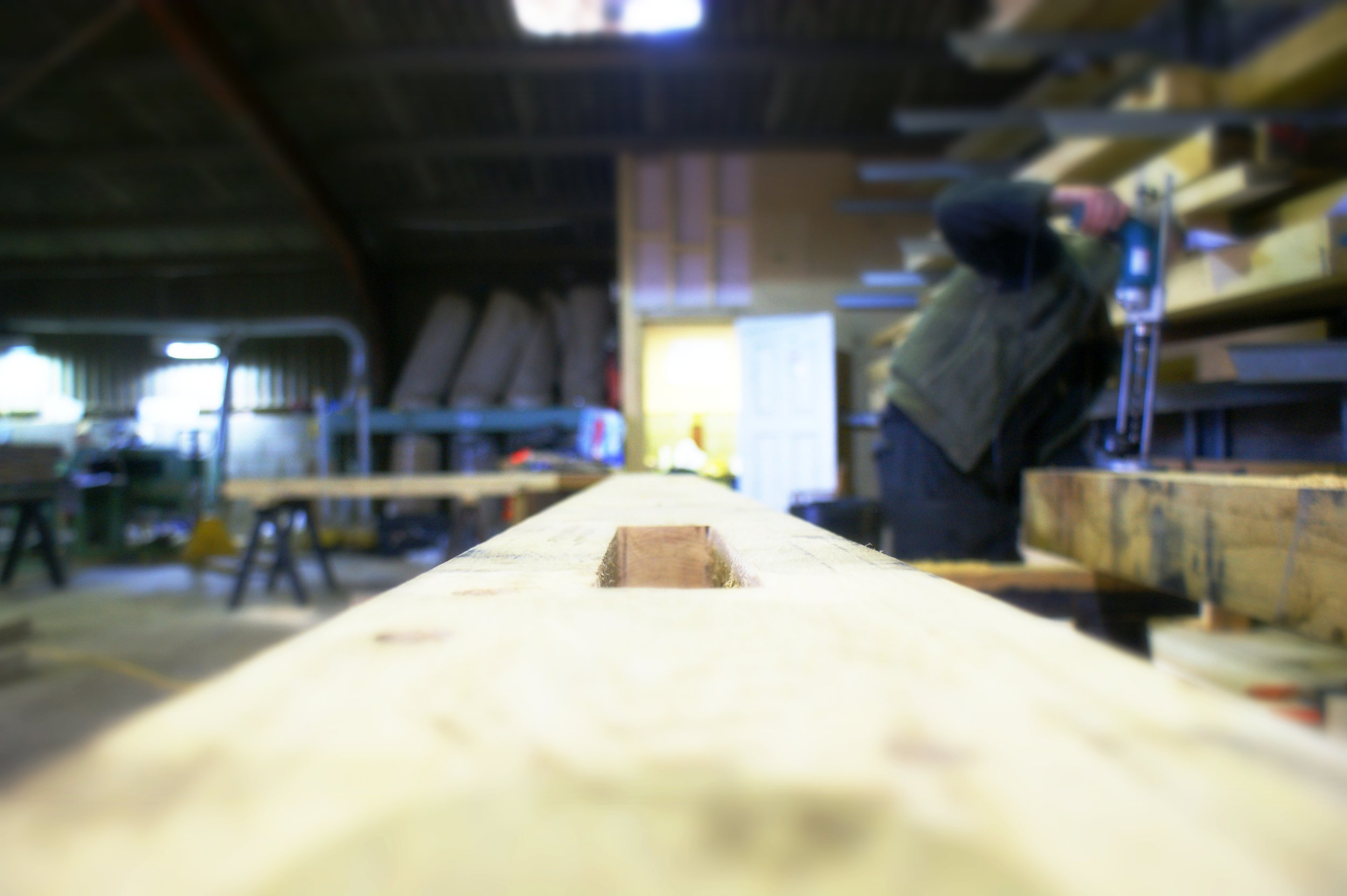 Round Wood of Mayfield Workshop