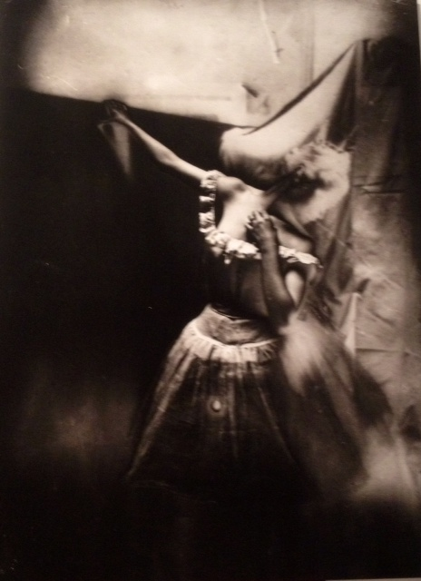 Fotografia de Edgar Degas