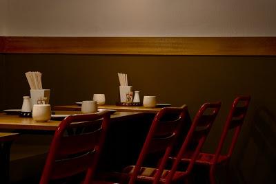 Restaurante japonés, Barcelona