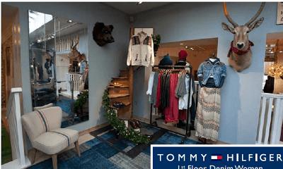 Tommy Hilfiger, London