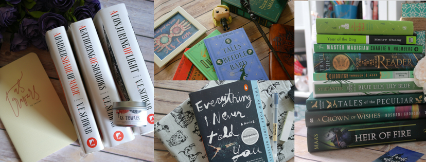 BETWEEN MY PAGES - Posting book reviews on a weekly basis. Click below to see what I've been reading lately!