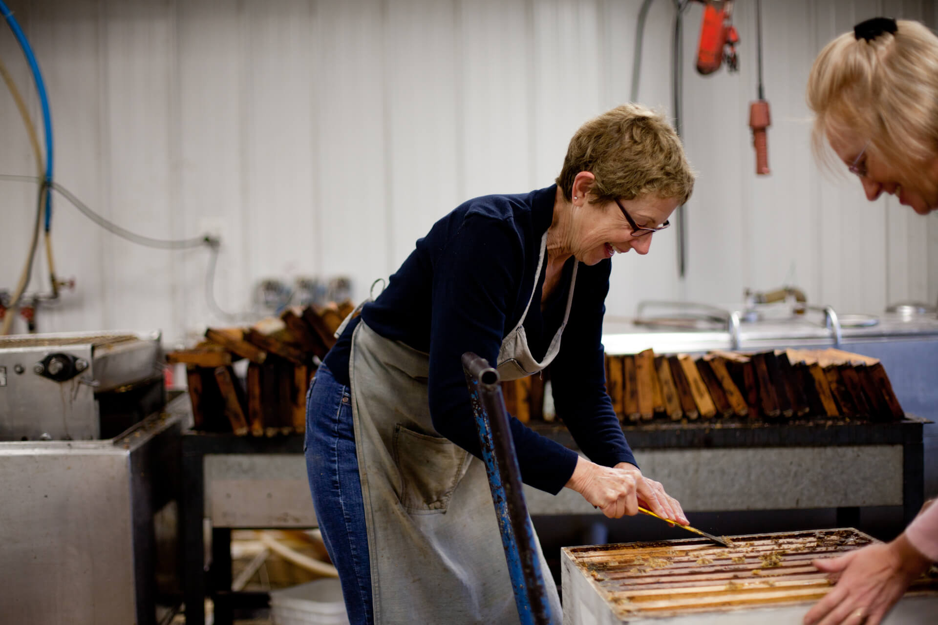 Donna Woller, Gentle Breeze Honey (Mount Horeb)
