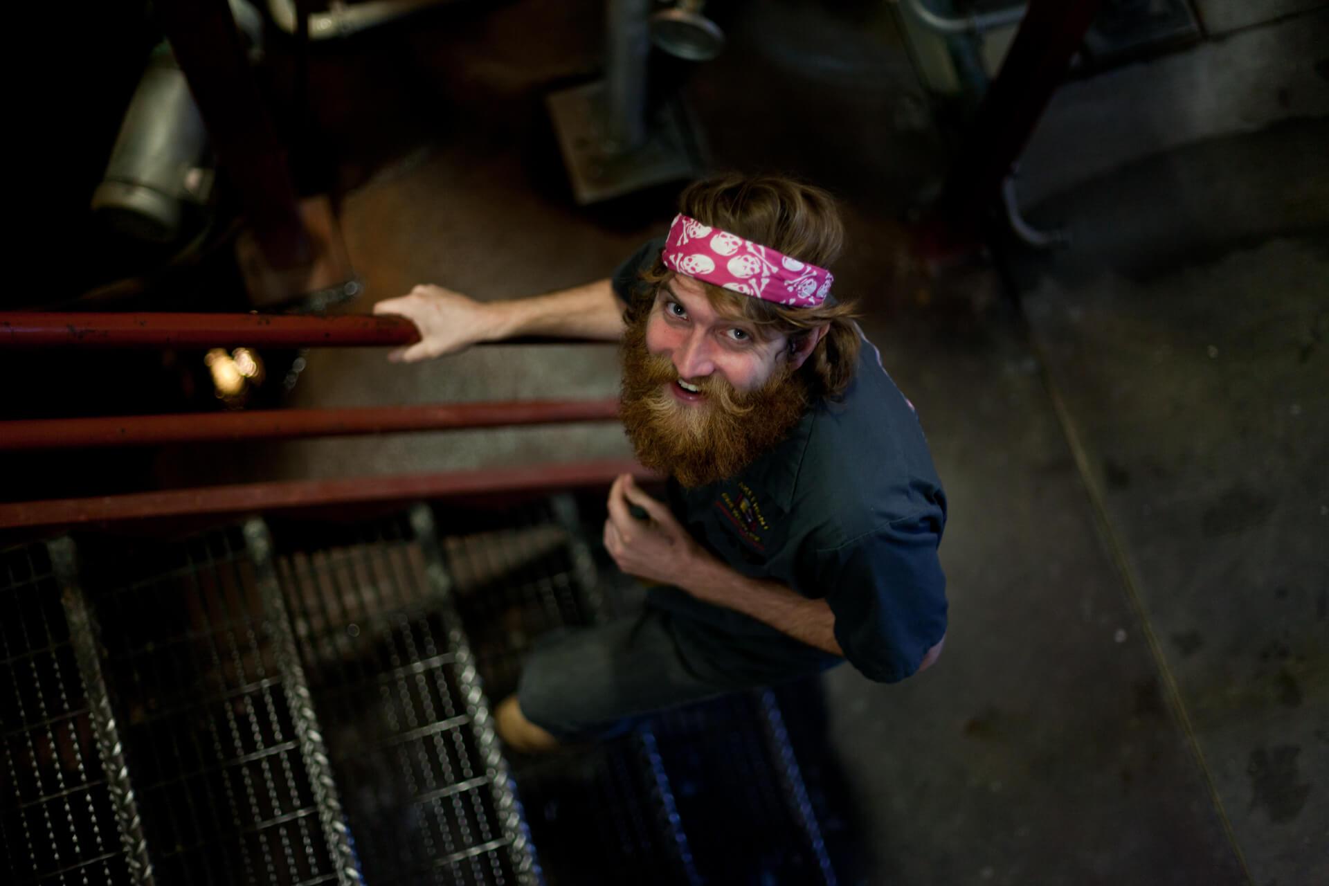 Evan Koepnick, Lakefront Brewery