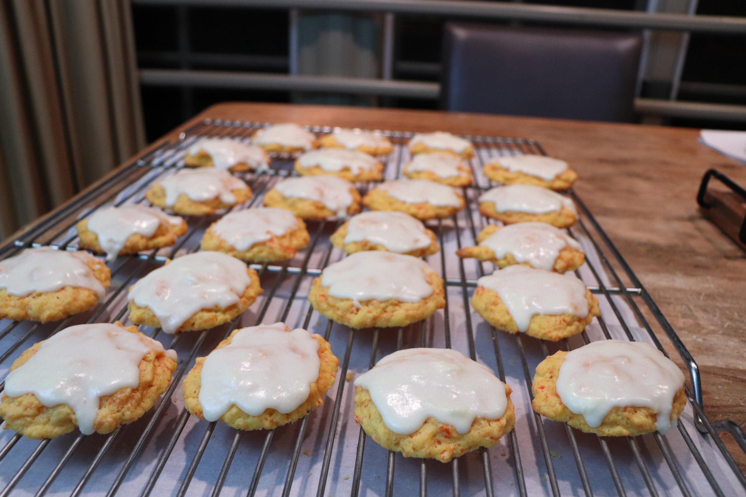Cookies, Carrot