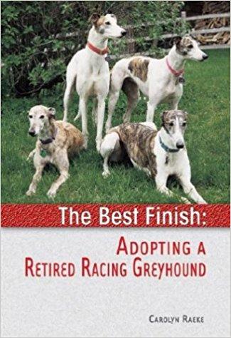 The Best Finish: Adopting a Retired Racing Greyhound - Carolyn Raeke