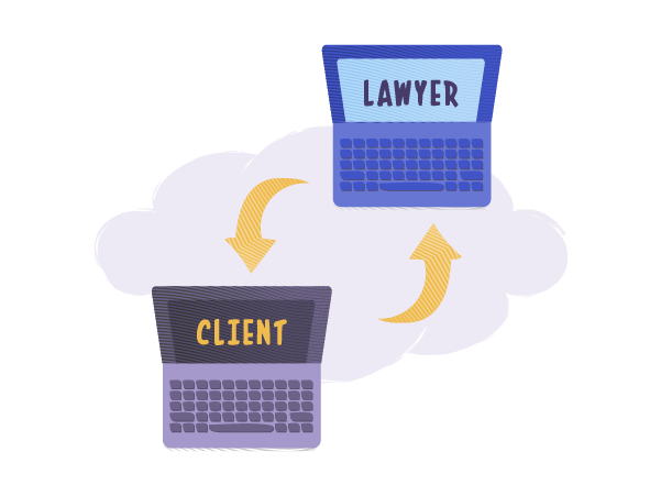 3. Share - The first divorce platform that allows you to build all of the necessary components of your case, manage them on your own dashboard, attach all the required documents and securely share with your lawyer, mediator, or any outside expert. Terminate access any time. Digital collaboration saves significant time and money.