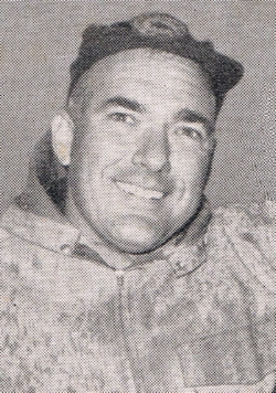 LtCol Winn M. Thurman, USMC** - 1990 Inductee
