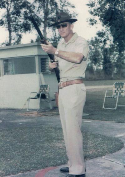 Capt Allen W. Morrison, USMC - 1993 Inductee