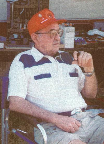 MGySgt R. Lee Christiansen, USMC** - 1993 Inductee
