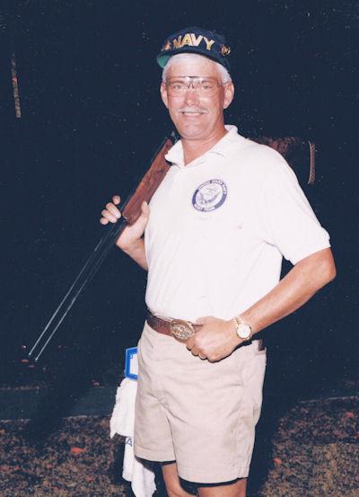Cdr Jamie Gaines, USN - 1996 Inductee