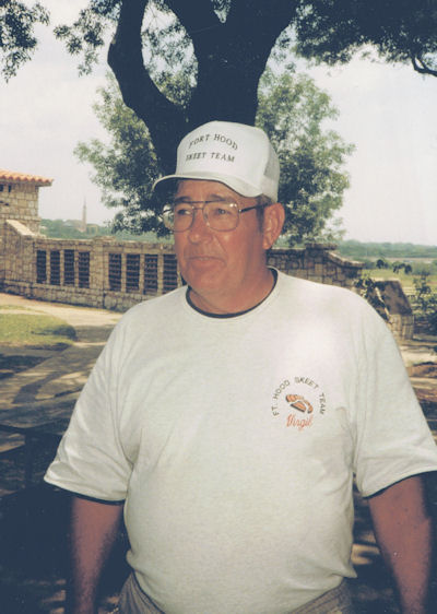 CPO Virgil J. Carter, USN - 1996 Inductee