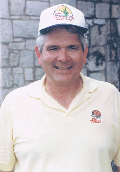 SMSgt James D.(Doug) Coulter, USAF - 1997 Inductee