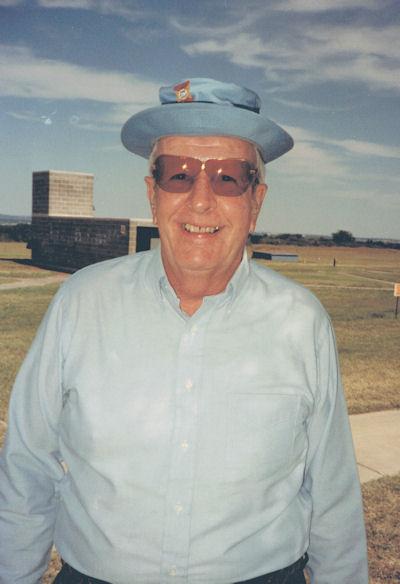 Col William R. Holgate, USAF** - 1999 Inductee