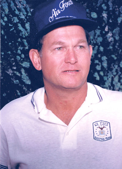 Col H.W. (Bubber) Youngblood, USAF - 2000 Inductee