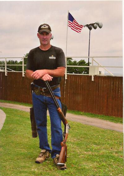 MSgt Stuart Brown, USAF - 2009 Inductee