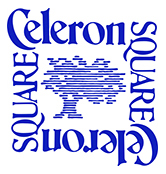 Celeron Square Apartments logo