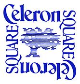 Celeron Square Apartments logo