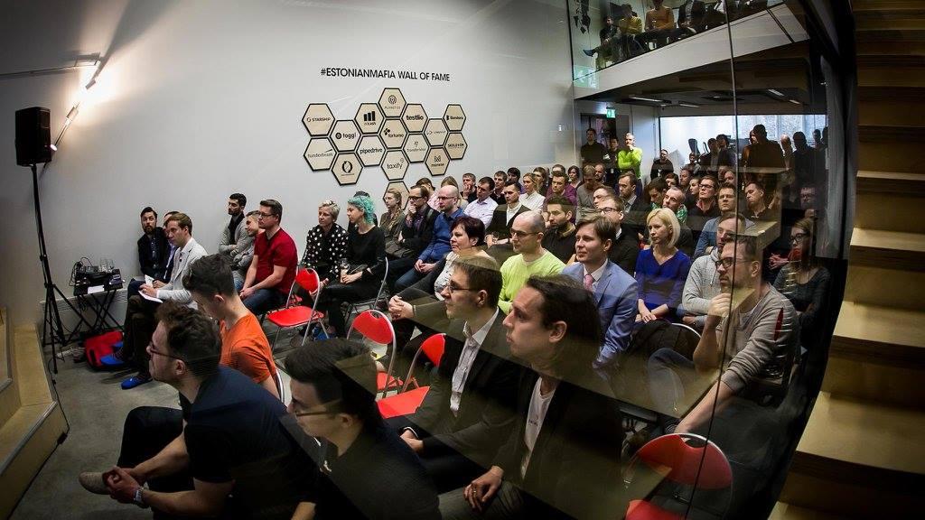 Atomico's event @LIFT99 with the original Skype founding team