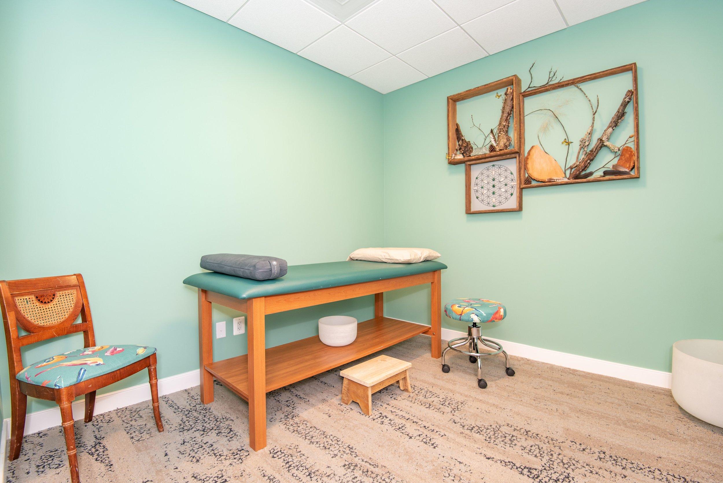 Room rentals -