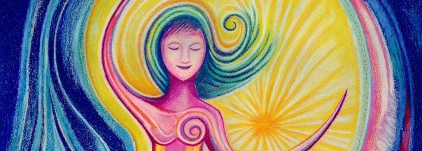 luminous woman