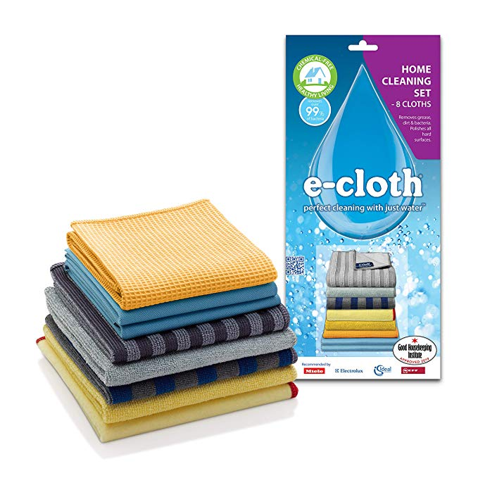 E-Cloths (Just Add Water)