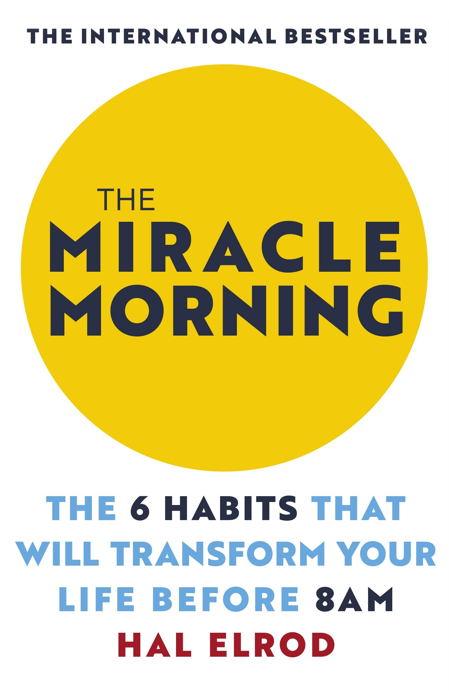 This book has helped me (& many of my clients) transform our morning routines… For the better! I still do these steps daily to start my day.  The Miracle Morning makes it clear that in order to become  successful , you must  dedicate  time to growth each day. Then gives you a 6-step morning  routine  to create and  shape  that time.  Career, Productivity